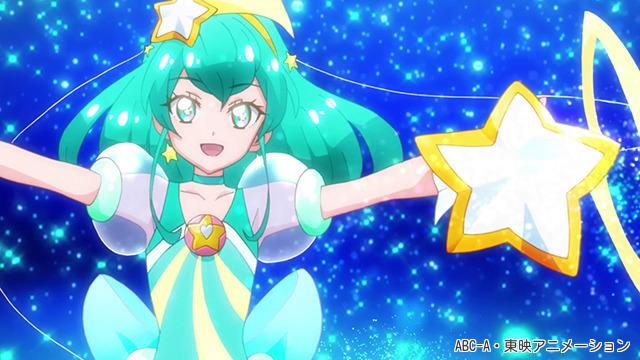スター☆トゥインクルプリキュア 第2話「宇宙からのオトモダチ☆ キュアミルキー誕生!」感想