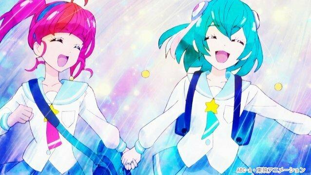 スター☆トゥインクルプリキュア 第13話「ララのドキドキ初登校☆」感想