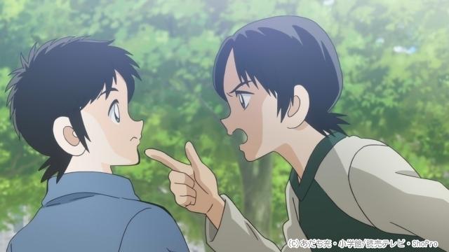 MIX 第2話「おれが兄貴でおまえが弟」感想