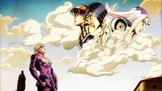 ジョジョの奇妙な冒険 黄金の風 #38、39 レビュー