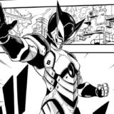 謎のヒーロー|週刊少年マガジン43号