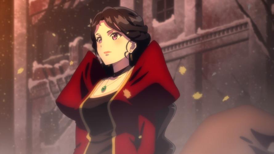 【魔女の旅々】第4話『民なき国の王女』感想