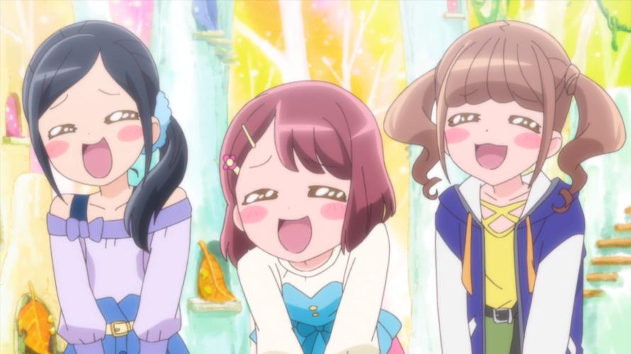 【ヒーリングっど♥プリキュア】第45話「おいでませ♥ヒーリングガーデン!」