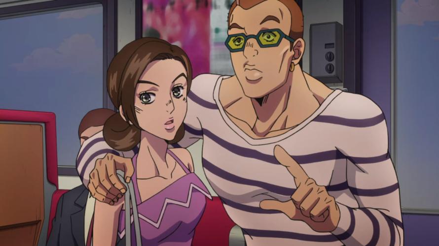 【ジョジョ4部】爆発されたカップルは荒木飛呂彦が嫌いなタイプのキャラ説