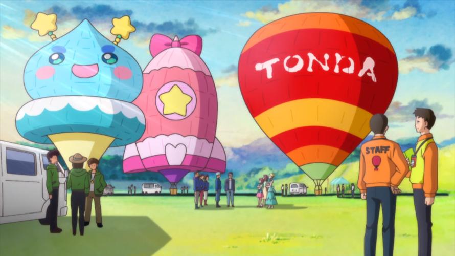 【ヒープリ感想】第27話「気球よ飛んで!アスミとラテの熱い想い」