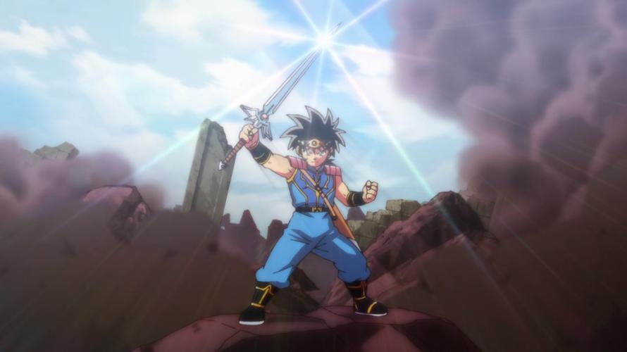 【ダイの大冒険】41話「最強の剣」鬼岩城という格好の的